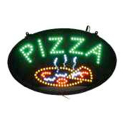 Winco LED Pizza Sign LED-11