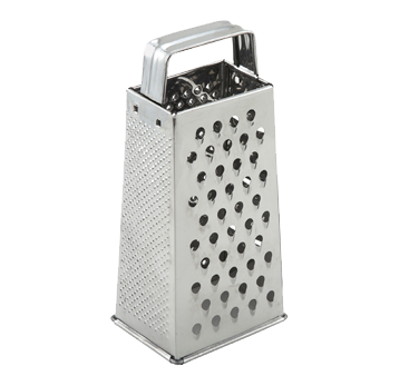 Stainless Steel Manual Cheese Grater With Handle