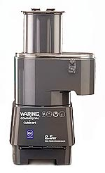 Waring 1HP  Commercial Food Processor With Chute