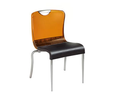 Grosfillex Krystal Chair US203447 - Pack of 4