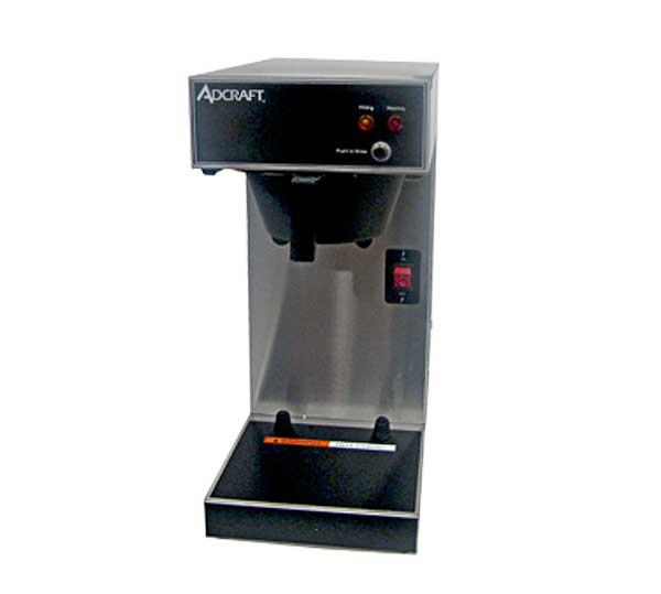 Adcraft Thermal Server Coffee Brewer single brewer - UB-286
