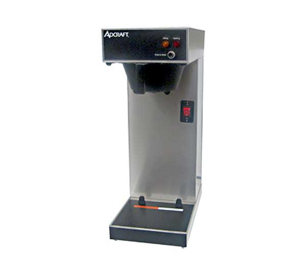 Adcraft Airpot Coffee Brewer single brewer - UB-289
