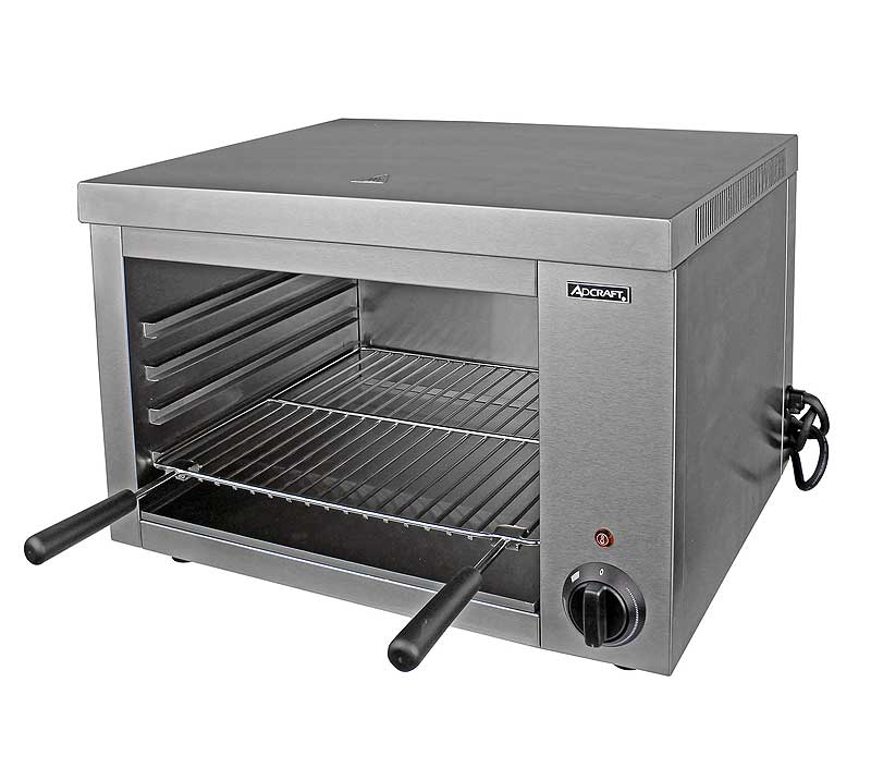 Adcraft Cheesemelter electric - CHM-2400W