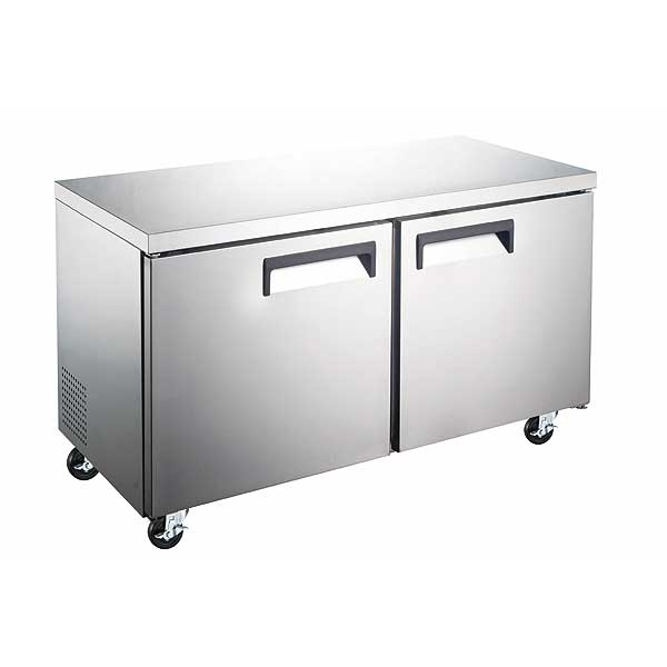 Adcraft Grista Undercounter Freezer two-section - GRUCFZ-48