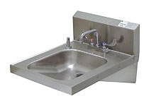 Physically Challenged Hand Sink