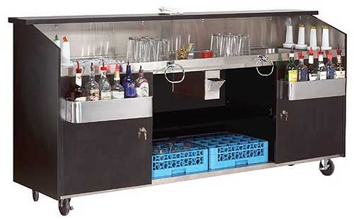 Bar King Regency Portable Bar