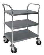 Stainless Steel Utility Cart from Advance Tabco