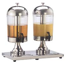 Dual Juice Dispenser