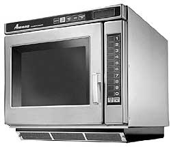 Amana Commercial Microwave RC17S2