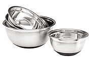 Crestware Non-Skid Stainless Bowl