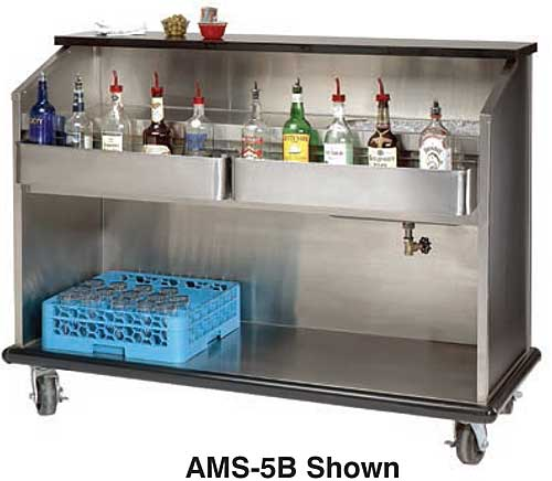 Bar King Ambassador Portable Bar AMS-5B
