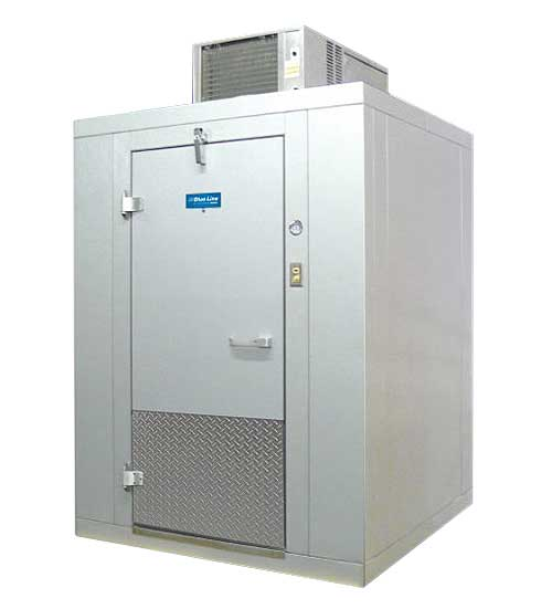 Walk In Cooler No Floor 6x6 Feet Remote Pre-Assembled