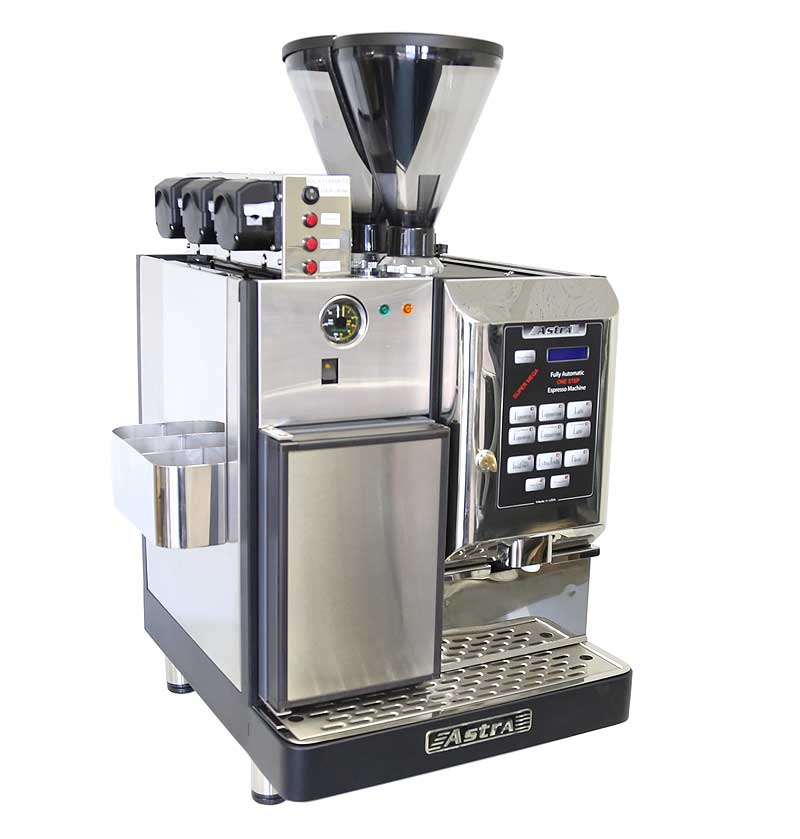 Astra Super Mega I Fully Automatic Cappuccino Machine - SM 111