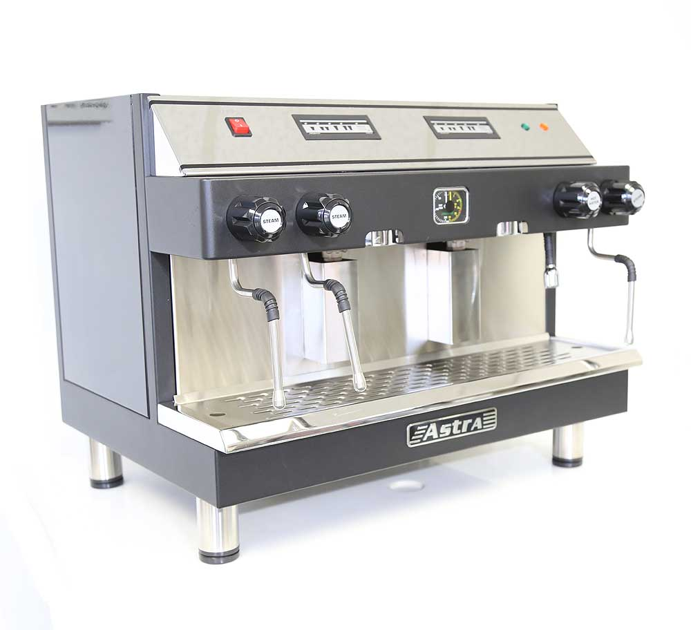 Astra Mega II Automatic Commercial Espresso Machine M2 012