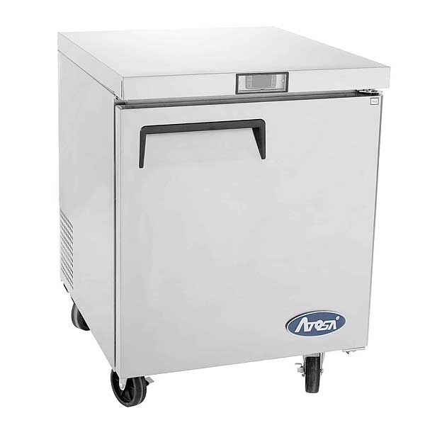 Atosa Undercounter Freezer Reach-in One-section - MGF8405GR
