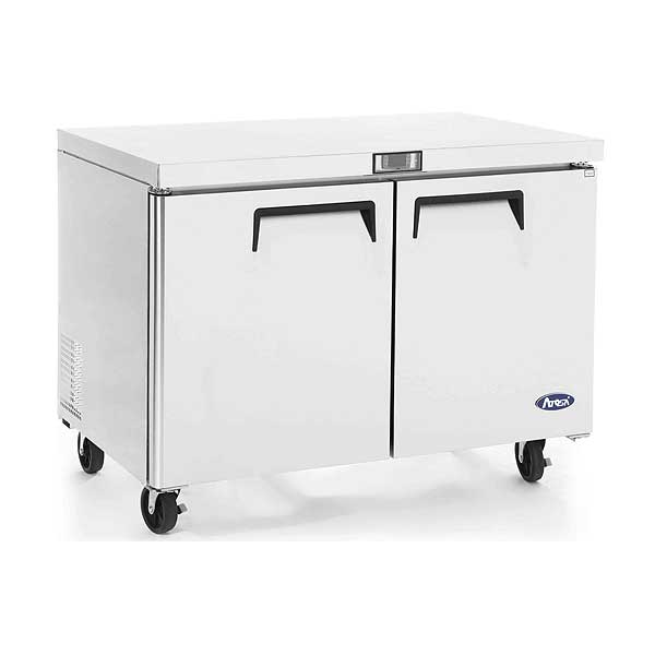 Atosa Undercounter Freezer Reach-in Two-section - MGF8406GR