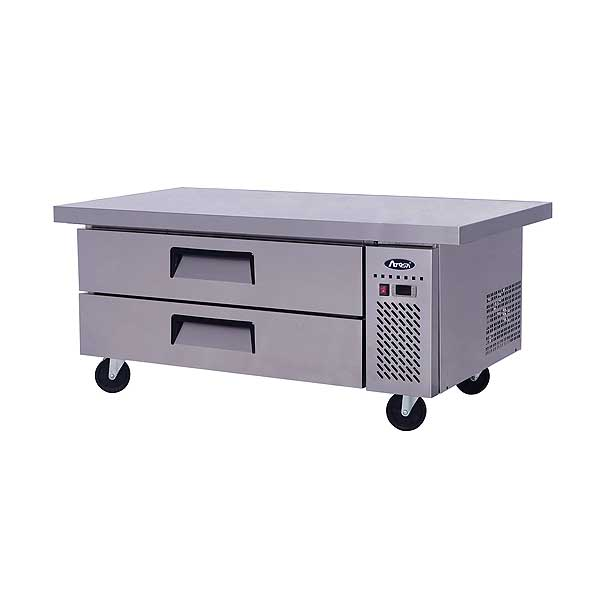 Atosa Chef Base with Extended Top One-section - MGF8452GR
