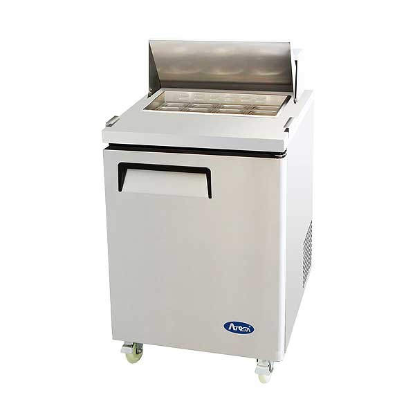 """Atosa Sandwich/Salad Top Refrigerator One-section 27-1/2""""W X 30""""D X 44-1/4""""H - MSF8301GR"""