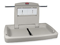 Rubbermaid Baby Changing Table - Sturdy Station 2