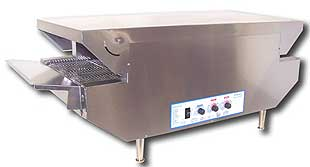 Belleco JPO-14 Electric Conveyor Pizza/Sandwich Oven