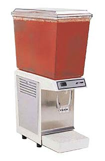Single Head Refrigerated Beverage Dispenser from Cornelius