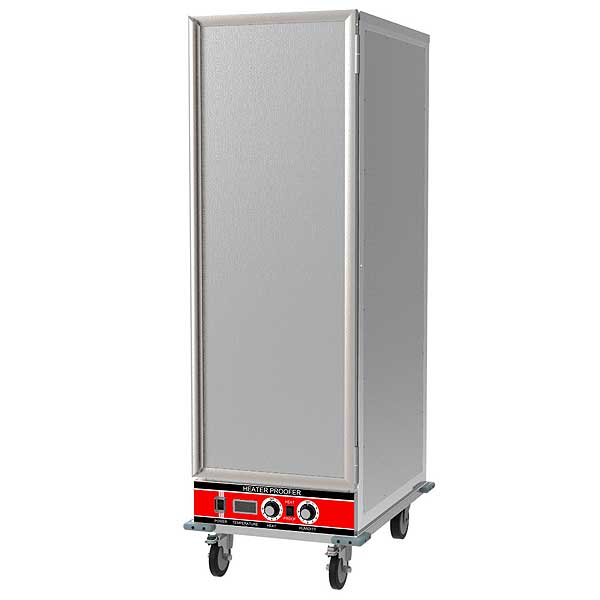 BevLes Heated Proofer & Holding Cabinet Mobile Full Height - HPIS-6836
