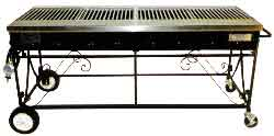 Big John Country Club Gas Grill Package