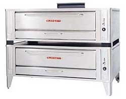 Blodgett Double Pizza Oven - 1060 DOUBLE