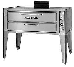 Blodgett 961P Single Standard Capacity Deck Pizza Oven