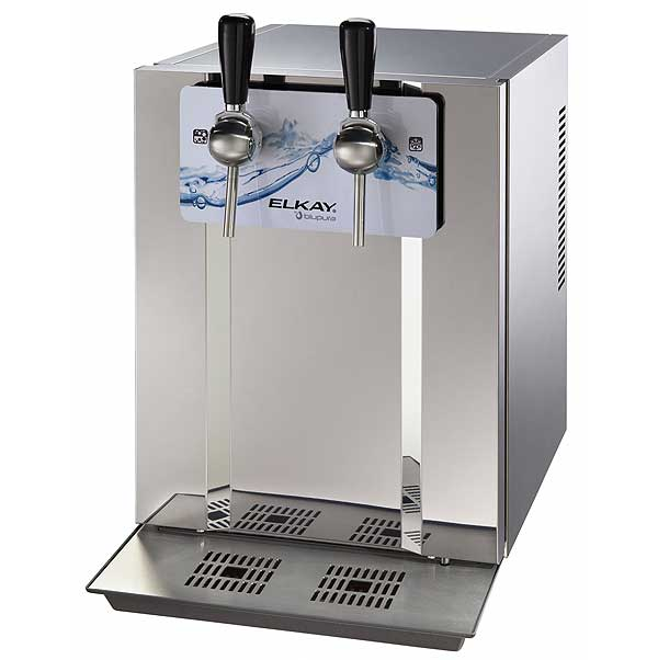 elkay blupura blubar sparkling chilled water dispensing system - Elkay Drinking Fountain