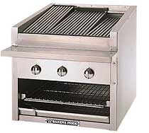 Bakers Pride Counter Model Charbroiler C-30R