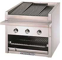 Bakers Pride Counter Model Charbroiler C-24GS