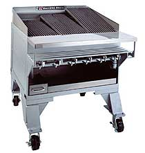 Bakers Pride Charbroiler CH-6