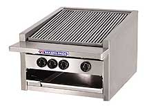 Bakers Pride Countertop Glo-Stone Charbroiler L-GS Series