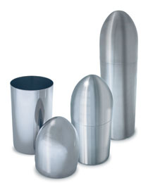 Stainless Steel Bullet Shakers
