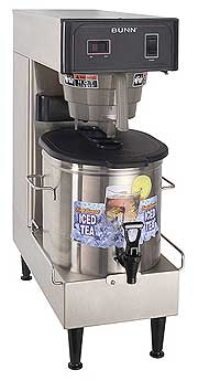 Bunn 3 Gallon Low Profile Iced Tea Brewer - 36700.01