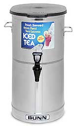 Bunn TDO-4 Iced Tea Dispenser