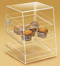 CAL-MIL Display Case P257