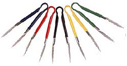 Color Coded Tongs