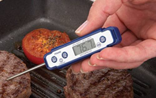 Comark Digital Waterproof Thermometer PDQ400