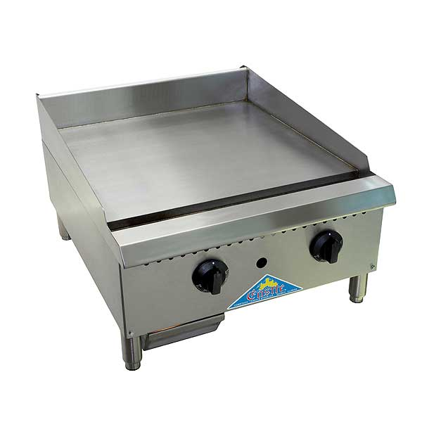 Comstock-castle Griddle Countertop Gas 60 Inch - Cchg-60-1