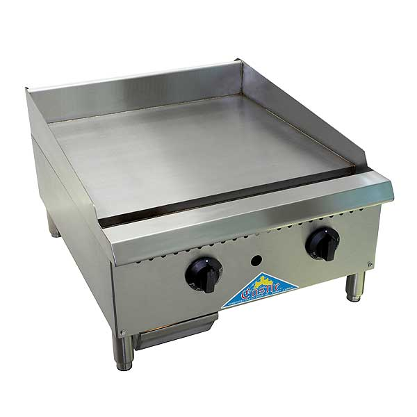 Comstock-castle Griddle Countertop Gas 60 Inch - Cchg-60t-1