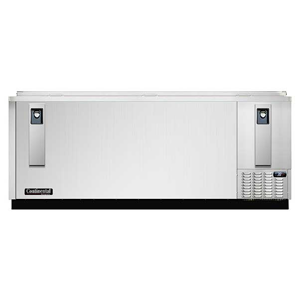 Continental Bottle Cooler, Stainless Steel, 95 Inches Wide - CBC95-SS