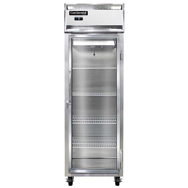 Continental Freezer Display One-section - 1FNSSGD
