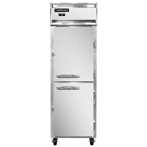 Continental Freezer Reach-in One-section - 1FNSSHD