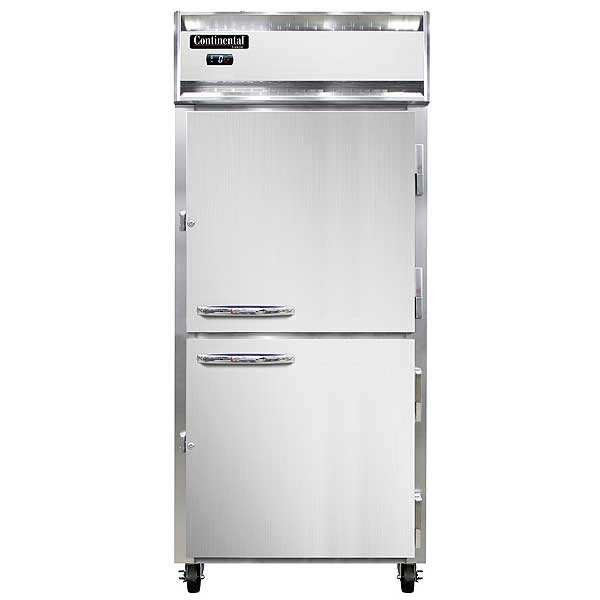 "Continental Extra-Wide Freezer Reach-in 36-1/4""W - 1FXNHD"