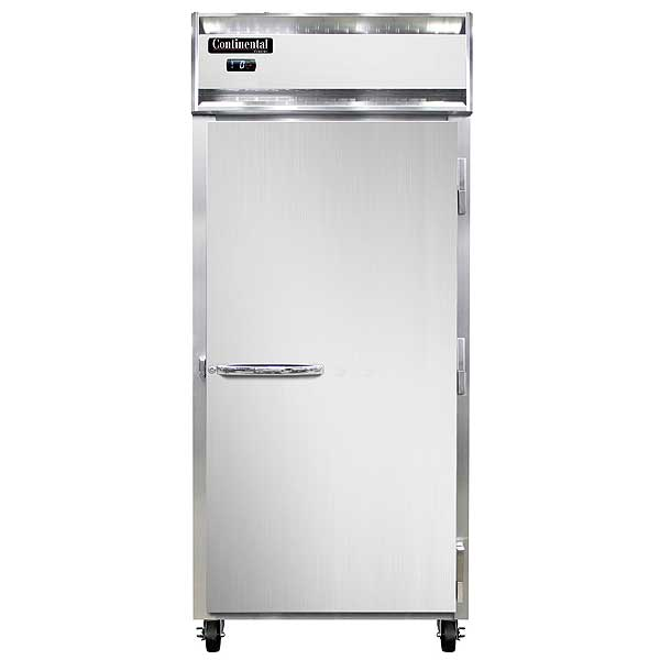 """Continental Extra-Wide Freezer Reach-in 36-1/4""""W - 1FXN"""