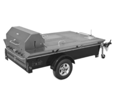 Crown Verity The Tailgate TG-4