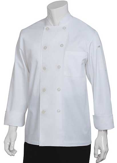 Chefworks Le Mans Basic Chef Coat