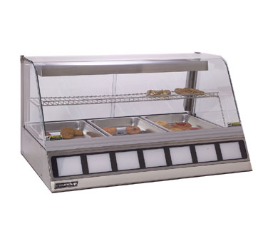Round-Up Heated Display Case AJ-DCH-300